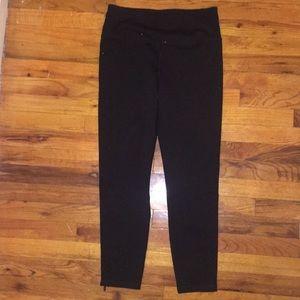 Victoria Secret Sport Black Leggings Size Medium